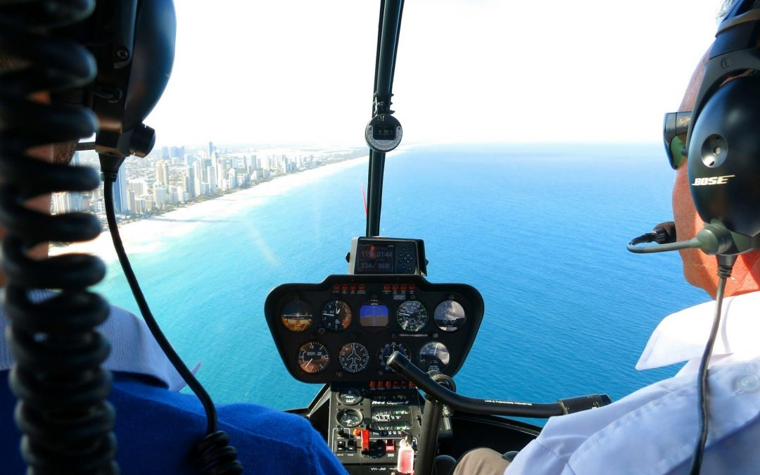HELICOPTER GOLD COAST