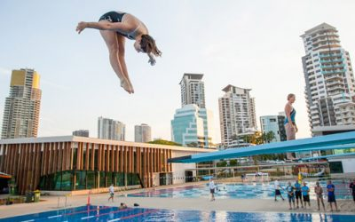 PAN PACIFIC MASTERS GAMES