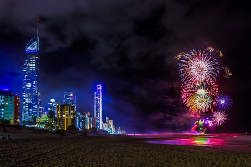 SURFERS PARADISE FESTIVAL OF EVENTS