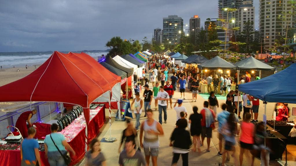 SURFERS PARADISE MARKETS