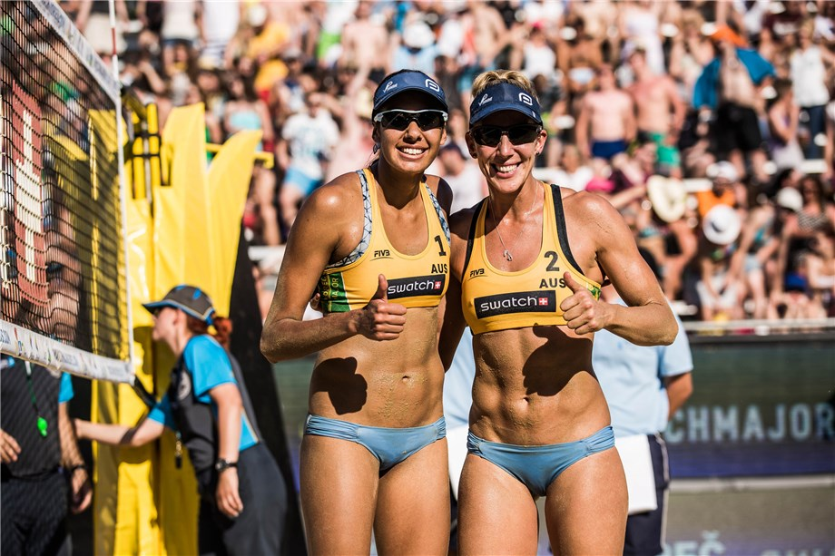 COOLANGATTA TO HOST VOLLEYBALL FOR COMMONWEALTH GAMES 2018